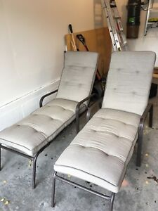 Lounge/Sun Outdoor Chairs