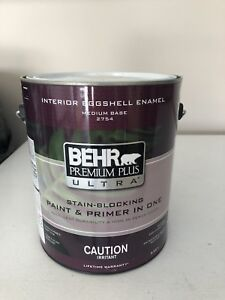 Behr paint - French Silver