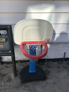 Little Tikes Basketball Net with Stand $15