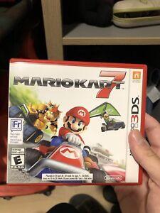Super Mario/ Mariokart7/ 3DS game