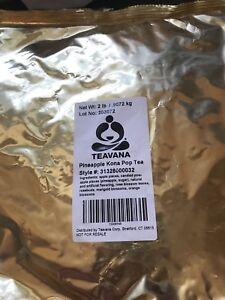 Teavana teas 2lb lots $50-$75