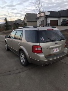 2006 Ford Freestyle with winter tires 2 sets of rims