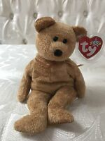 963255b78ce No Longer Available - TY 2000 beanie baby brown bear