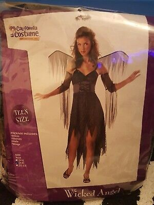 California Costumes Wicked Angel Adult Costume - Teen size 7-9