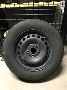 Set of Four Michelin X-Ice Winter Tires