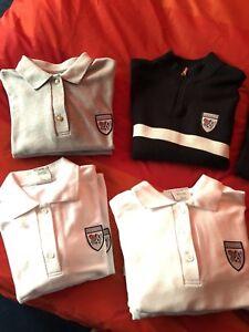 Vêtements uniforme fille école secondaire Henri-Dunant