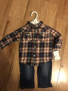 Baby boy outfit 18m