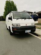 2004 Mitsubishi Express Van Gungahlin Gungahlin Area Preview