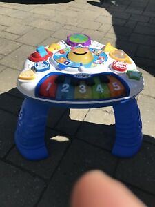 Table de jeux baby Einstein