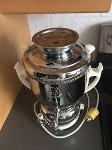 Samovar électrique , Bouilloire à thé
