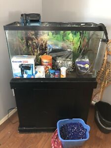 Fish tank with all the Accessories!!