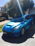 Mazda 3 MPS Rouse Hill The Hills District Preview
