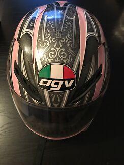 Helmet for motorbike