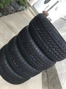 """16"""" winter package deal rims and tires BRAND new $680 !"""