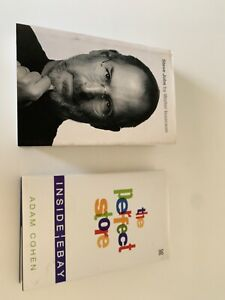 Steve Jobs by Walter Isaacson, The Perfect Store: Inside eBay (HC)
