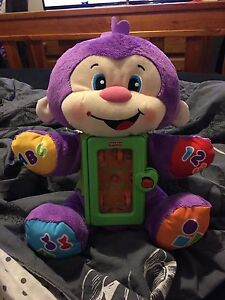 Laugh & Learn Apptivity Monkey Andrews Farm Playford Area Preview