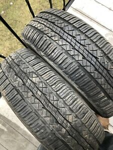 Two Summer tire for sale 195/60/R15