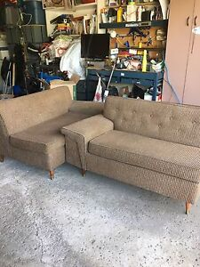 Free matching love seats.  I do not deliver!