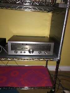 Luxman r-1050 (stereo receiver)