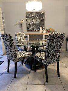 4 x Parsons Chair for Sale