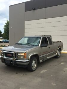 1998 gmc 1500 6.5l diesel sell or trade!
