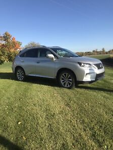2015 Lexus RX 350 touring package one owner 2 years of warranty