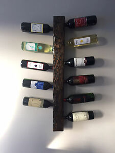 Handmade Cedar Wine Racks