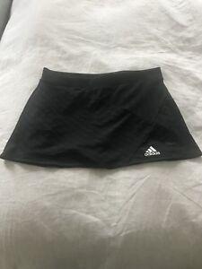 Jupe Adidas noire avec cuissard intégré - small