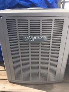 Air Conditioner - Armstrong Air