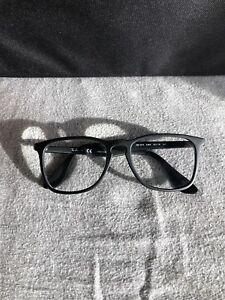 Ray Ban Black Subscription Frames & Lens