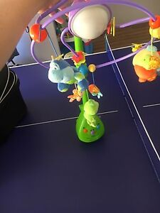 Baby mobile with movement, lights and sound Halls Head Mandurah Area Preview