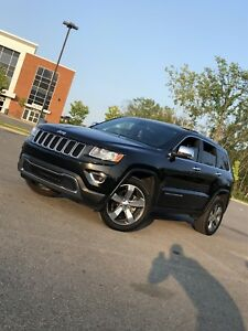 GRAND JEEP CHEROKEE LIMITED 2016 COMME NEUF!!!