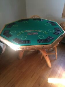 Game/poker table