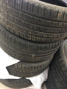 4 pneus d été p245/45r19 Michelin primacy mx4
