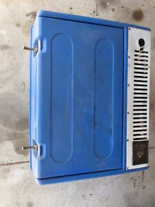 Camping Fridge Freezer combo by Weaco