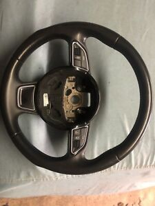 2013-2016 A4/A5/Q5 Three Spoke Steering wheel