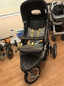 Avalon® Out-Back Front Swivel Wheel Jogger Stroller