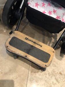 Uppababy Vista Piggy back board