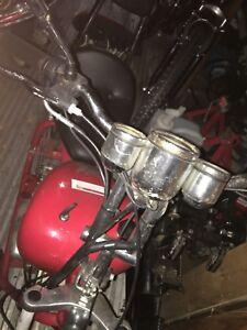 Street legal motorcycle