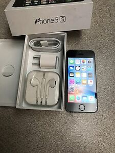 IPHONE 5S 16GB BELL AND VIRGIN MOBILE