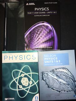 Physics Atar Year 11