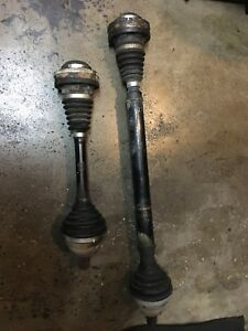 VW MK5/Mk6 Oem 6speed Manual Axles