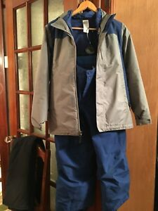 Youth size 12 Patagonia snow jacket and pants