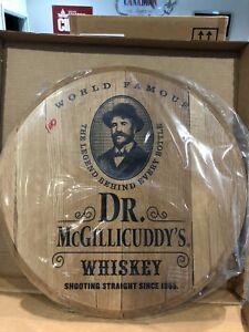 Dr McGillicuddy sign