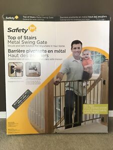 Stairs Safety Metal Swing Gate from Toys R Us