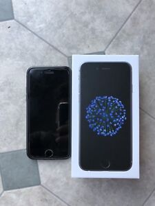 iPhone 6 unlocked with NEW Screen protector, Box and MORE!