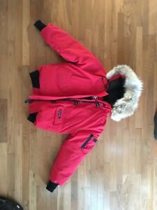 Ladies Canada Goose Chilliwack Bomber Jacket
