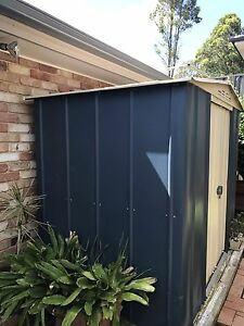 Garden shed 8x5 lockable Wyong Wyong Area Preview