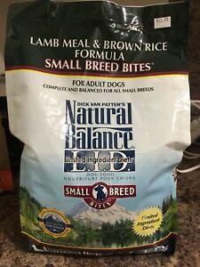 Natural balance low ingredient diet dog food