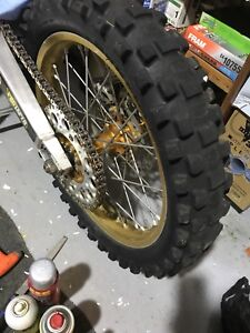 2002-2007 Honda cr 125 and cr 250 parts